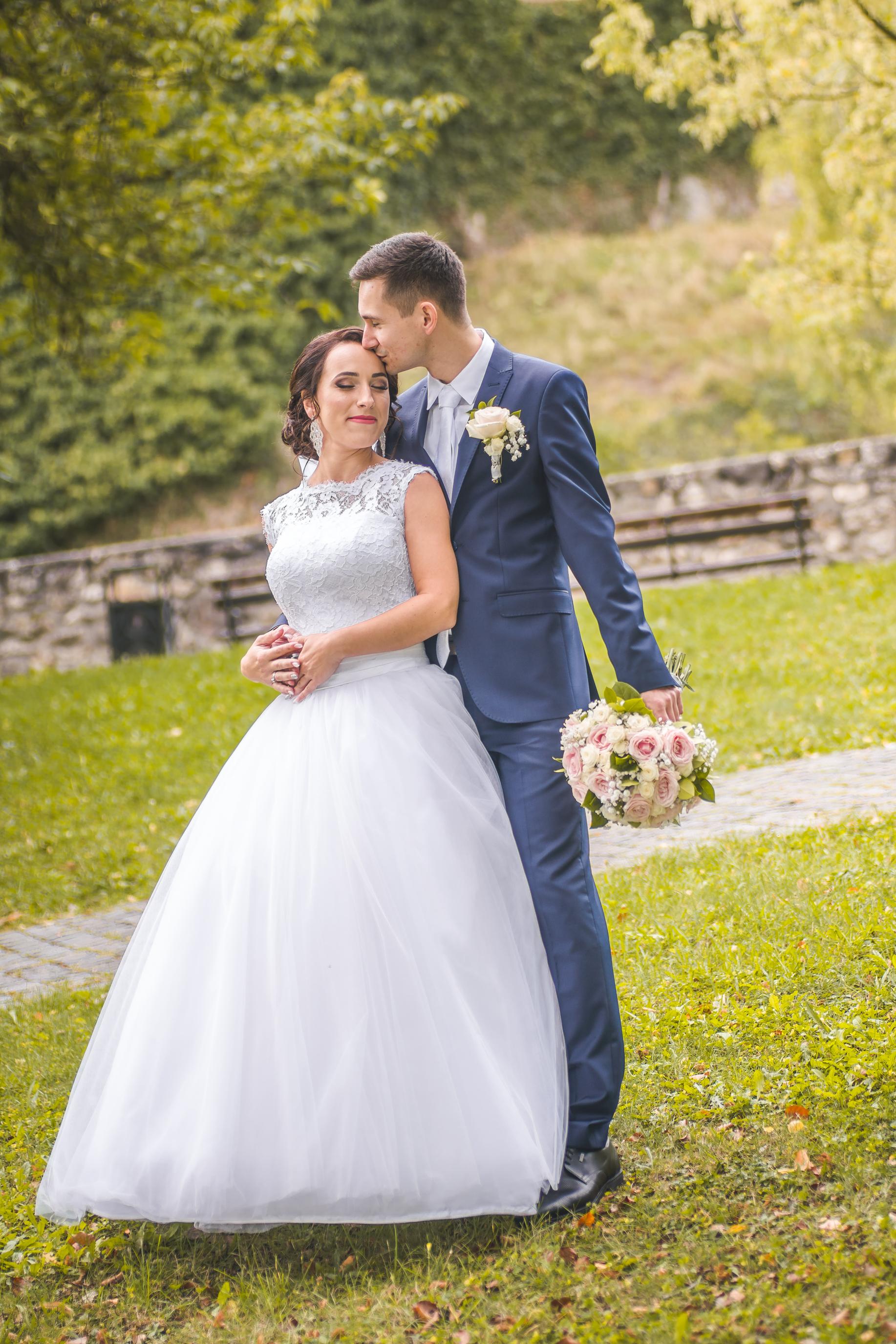 2667409875 Branka a Michal - filmovanie a foyenie svadby Prievidza - Horné Vestenice a  Lehota pod Vtáčnikom